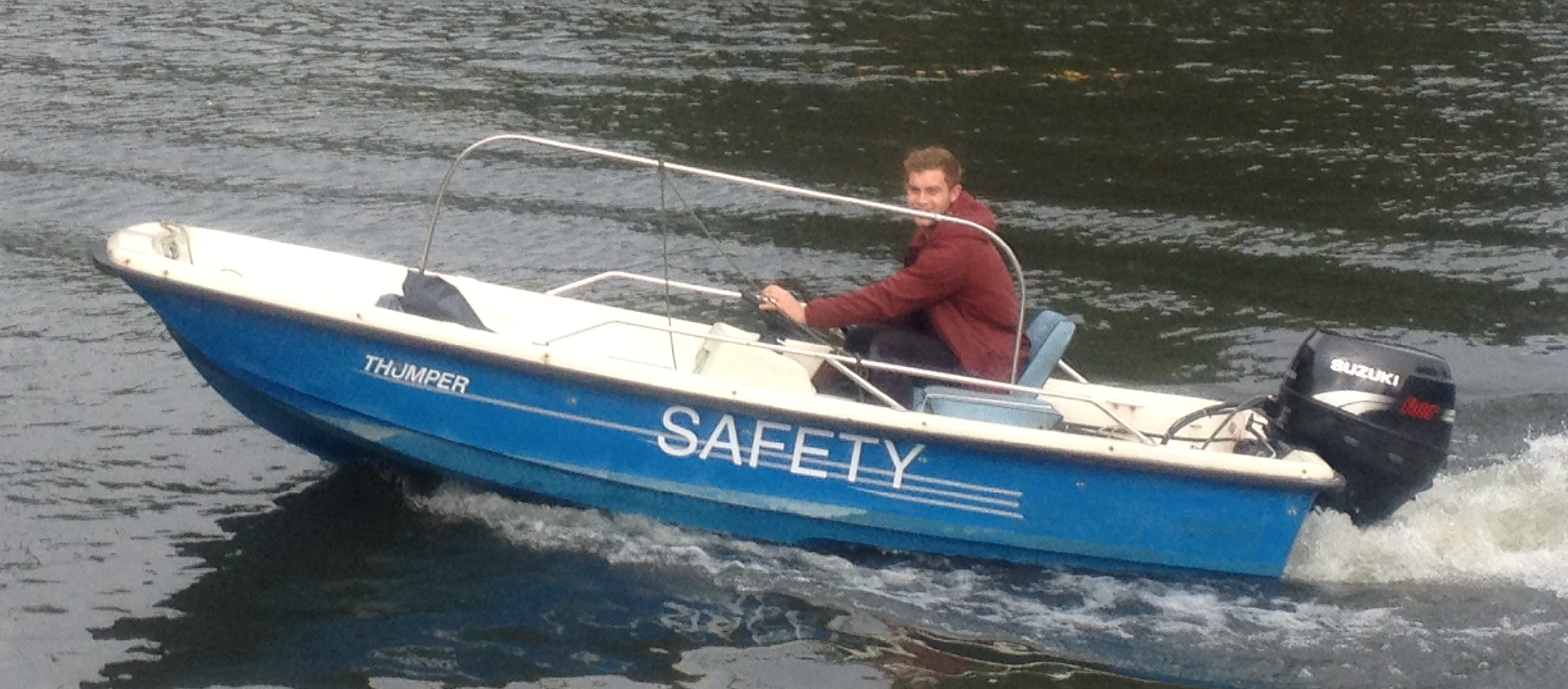 Safety Boat